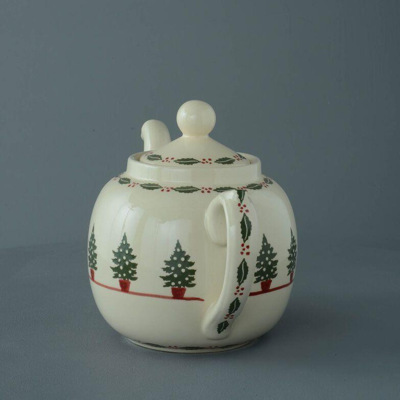 Teapot 10 Cup Christmas Tree