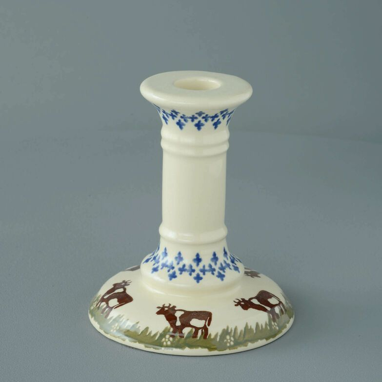 Candlestick Medium Cow