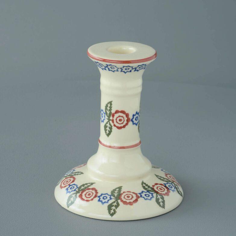 Candlestick Medium Victorian Floral