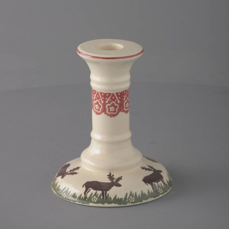 Candlestick Medium Reindeer
