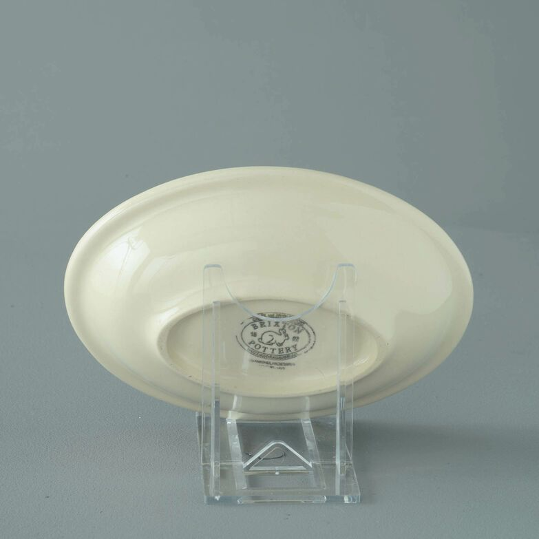 Soap dish oval Small Hippopotamus