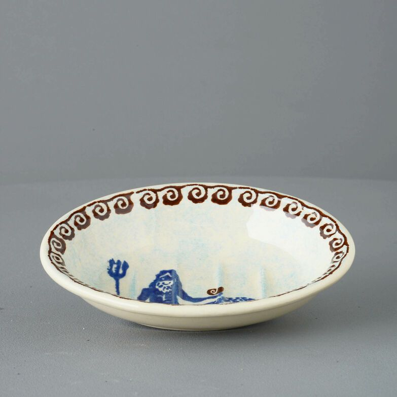 Soap dish oval Small Neptune and Sirens