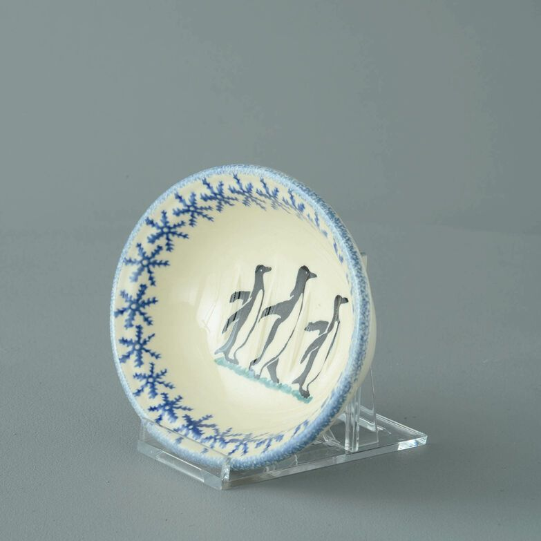 Soap dish oval Small Penguin