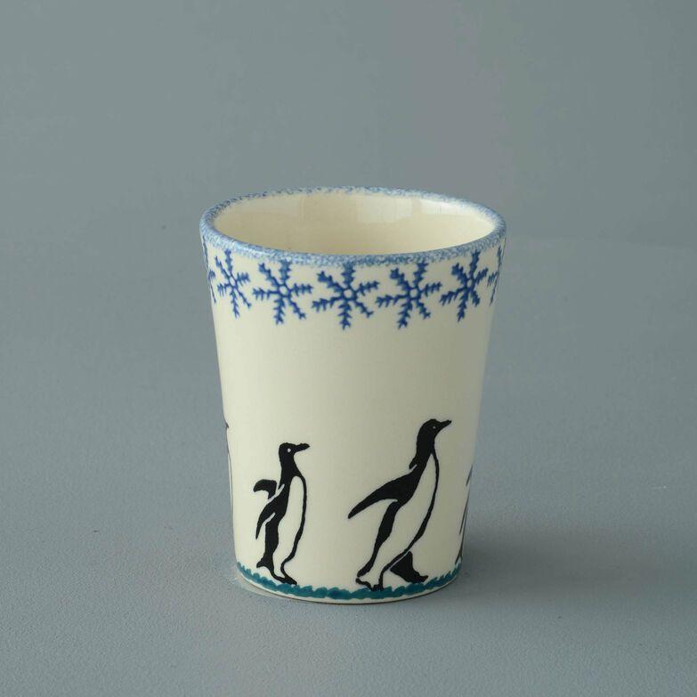 Bathroom Beaker Small Penguin