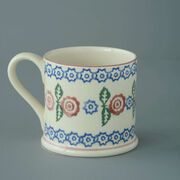 Mug Large Victorian Floral