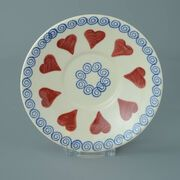 Cup & Saucer Breakfast Size Heart