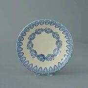 Bowl Porridge Size Lacey Blue