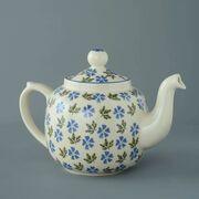 Teapot 10 Cup Geranium